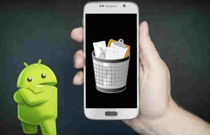 स्मार्टफोन में ऐसे बनाए Recycle Bin