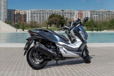 Honda Forza 300 Maxi-scooter Coming To India?