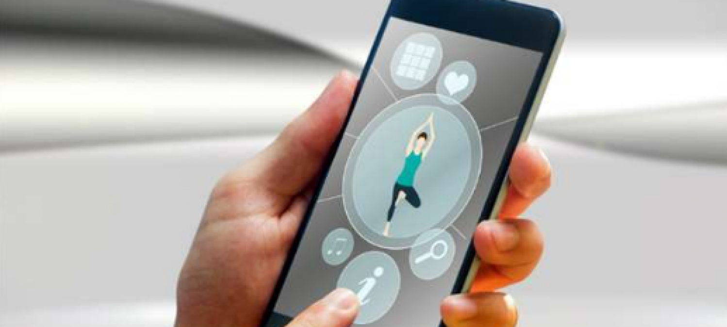These apps can help you to learn Yoga