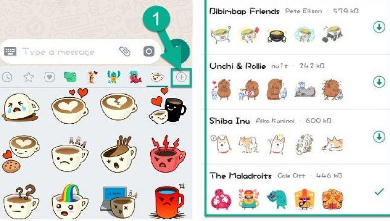 दिवाली में 4 चाँद लगा देगा WhatsApp Stickers feature, ऐसे करें इसका इस्तेमाल ?