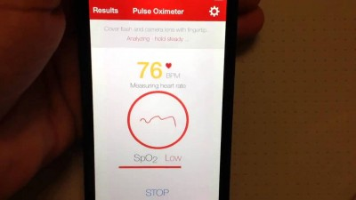 Government of India warns of fake oximeter app