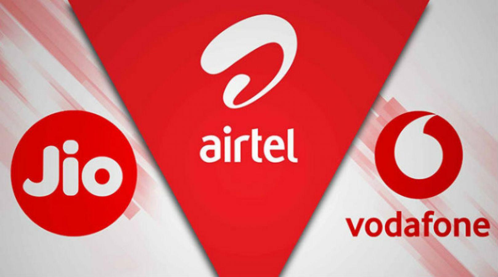 Jio vs Vodafone vs Airtel के 100 रु से भी कम के अनलिमिटेड बेनिफिट्स प्लान