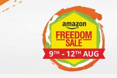 Amazon Freedom Sale starts August 8: offers on Mobiles, Laptops, and many other devices