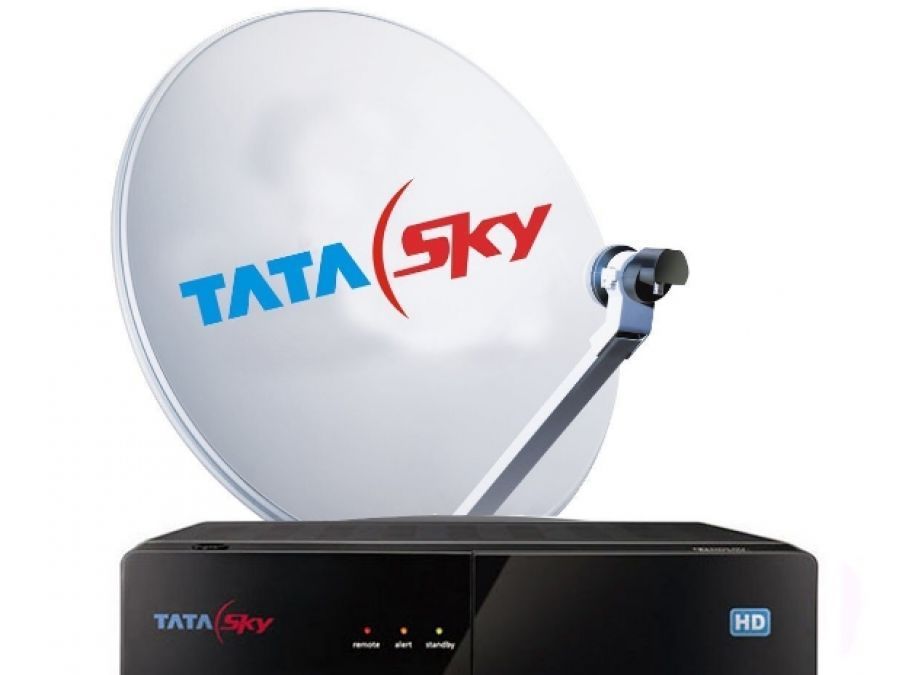 Tata Sky Pushes To Attract New Customers, announced a big price cut on  HD set top box