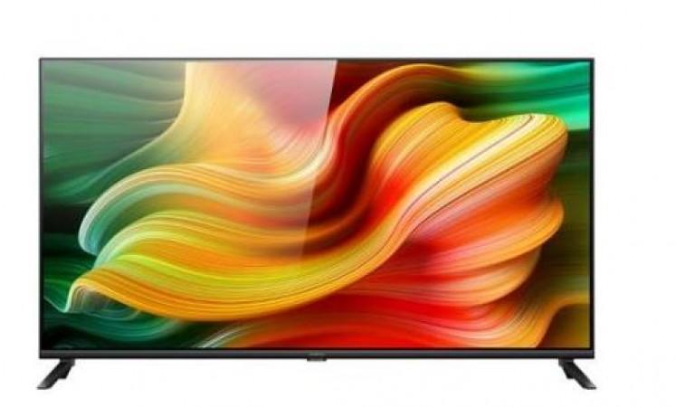 Realme Smart TV की आज से शुरू सेल, जानिये क्या है फीचर्स