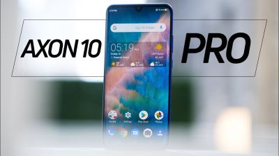ZTE is  testing Beta Version of Android Q for Axon 10 Pro