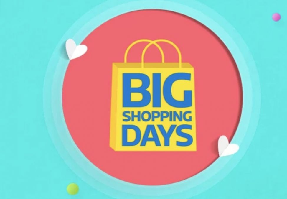 Flipkart Big Shopping Days Sale में इन स्मार्टफोन पर मिलेगा बंपर डिस्काउंट