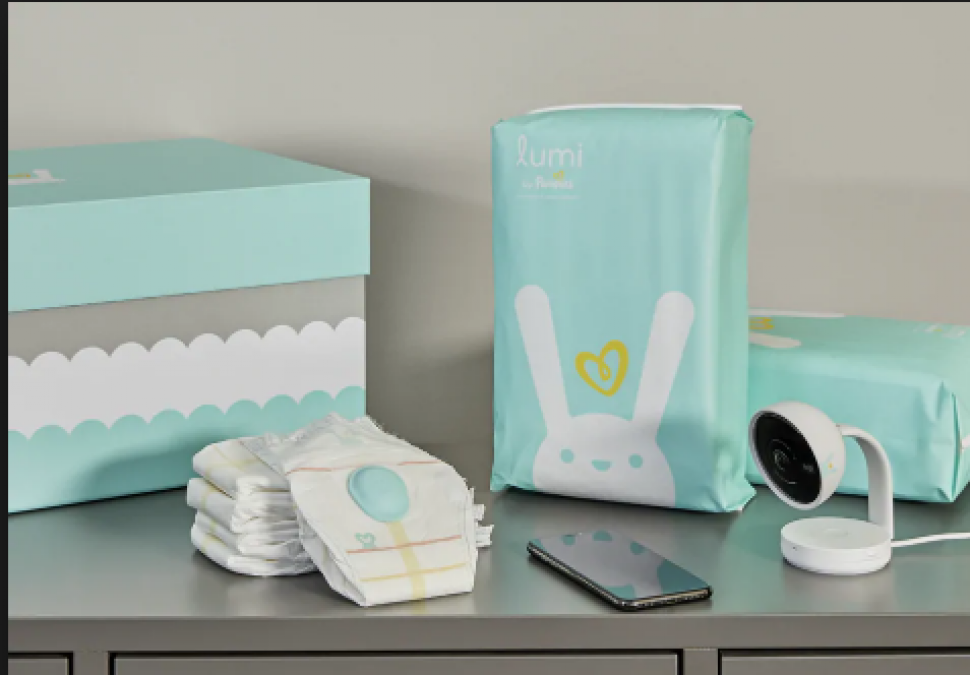 A Smart Diaper Product From Pampers Will Launch soon