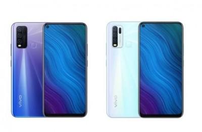Vivo Y50 smartphone's first bumper sale today