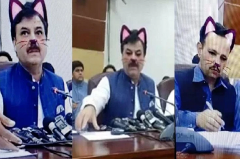 Pakistani Minister's trolled on Facebook Live, Know the reason
