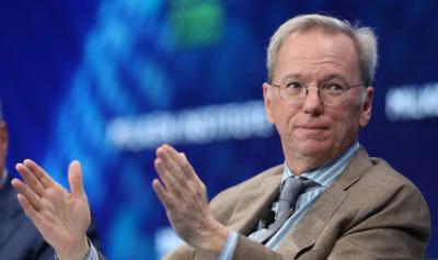 गूगल सीईओ एरिक श्मिट का बयान आया सामने, छोड़ेंगे निदेशक मंडल