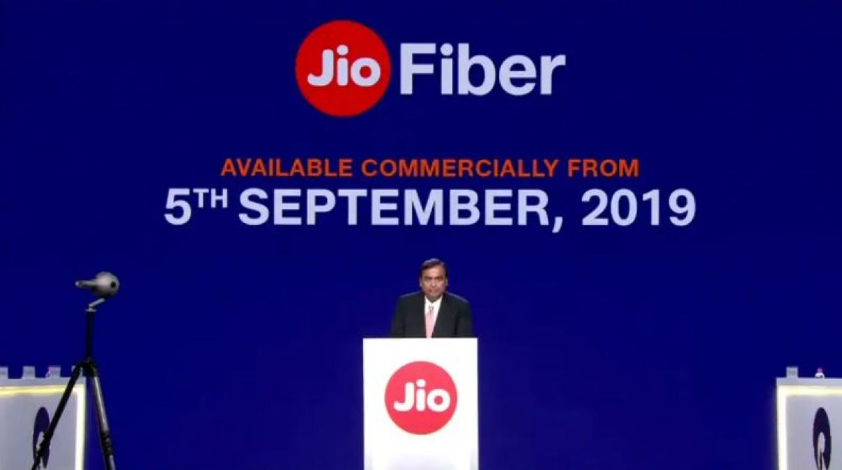 Reliance launches JioFiber, Know Jio Broadband Plans, Price, Speeds and Other Details