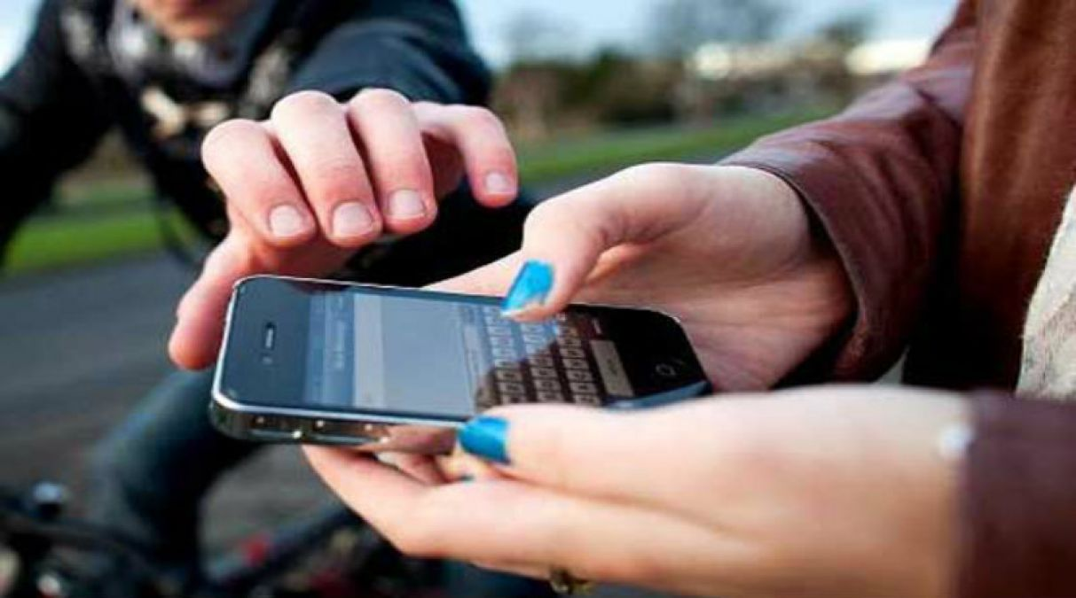 Now, Don't worry about mobile theft, user can easily trace mobile phones by help of this website