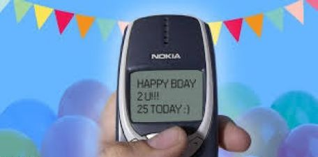 The world's first Text Message was sent 25 years ago