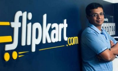 Flipkart owner Sachin Bansal sells out the maximum shares to Walmart