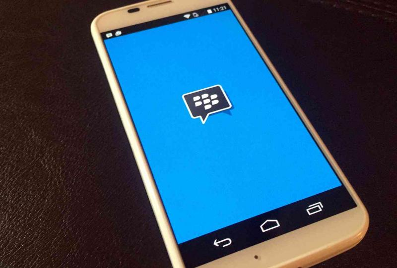 Blackberry Messenger to shut down on May 31