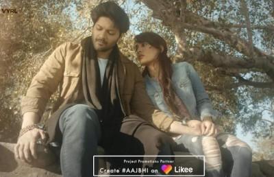 Likee collaborates with VYRL Originals to promote Vishal Mishra's latest single 'AajBhi'