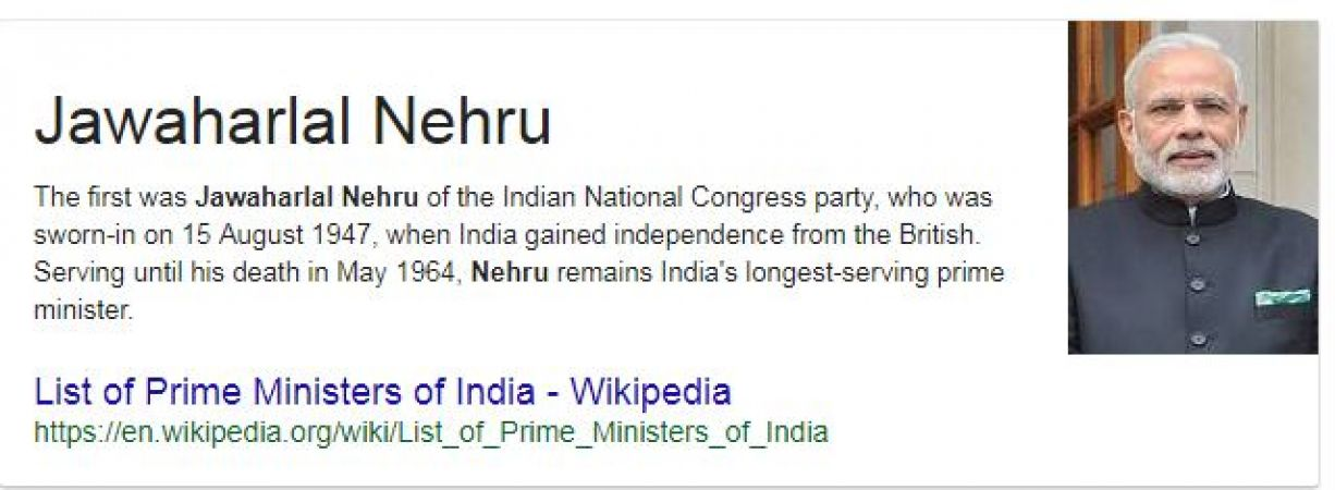 Google India depicts