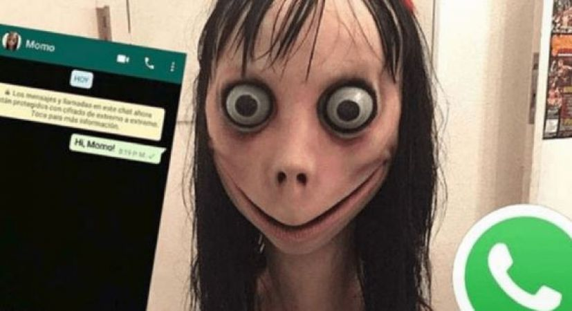After Blue whale, Momo Challenge is making people it's victim
