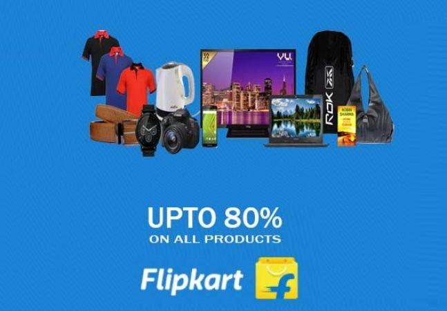 Get amazing deals in Flipkart Super Sale on August 25