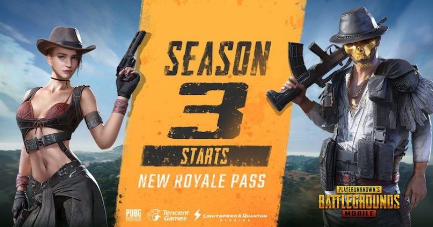 PUBG mobile: Season three is now live with a new map and royale pass!