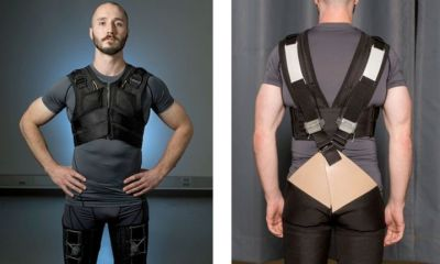 'Smart Undergarment' will help ease the back pain