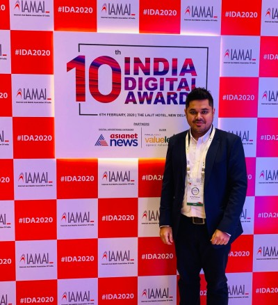 Meet Dr. Raj Padhiyar – From Jobless to Awarded Asia's Best Digital Marketer at the age of just 30.