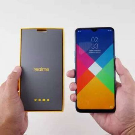 Get rs 1500 discounts on this new phone of Realme