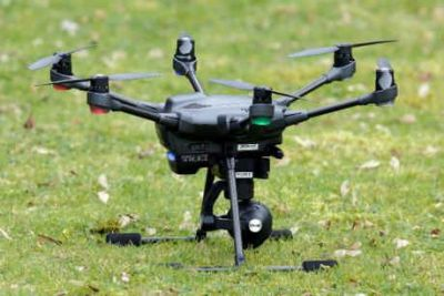 Drone will bring relief from traffic jam