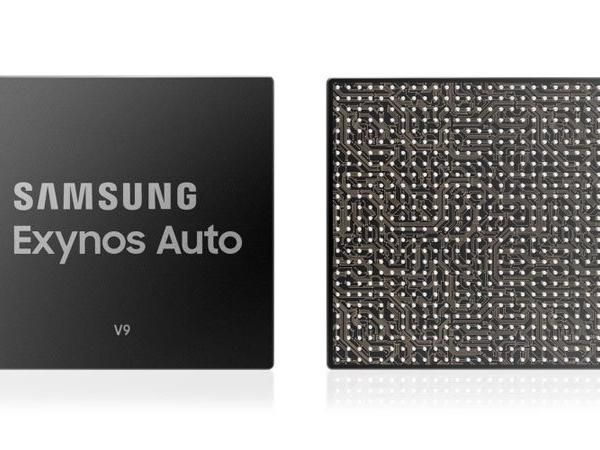 Samsung unveils its first automotive-branded processor