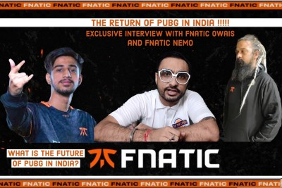 Future of PUBG and Esports in India, Raja Mukherjee sums his thoughts ft Fnatic Owais and Fnatic NEMO | Cut The Crop