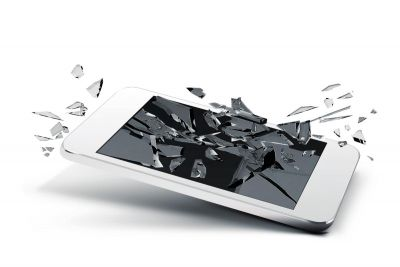 Good news, now broken screen of mobile will be fixed on its own
