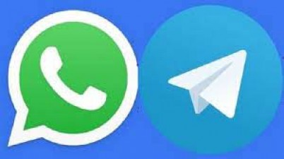 WhatsApp chat history can be moved to Telegram,. Know how