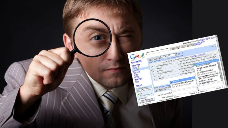 Alert! These people are reading your personal email on Gmail