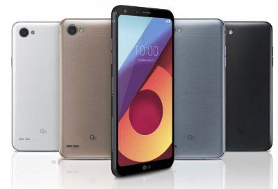 LG Q6 starts getting Android 8.0 oreo updates