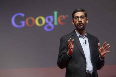 Sundar Pichai writes a blog after 3.4 lakh crores penalty on Google