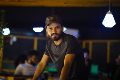 """It's worth taking a risk"" thinks Digital marketing specialist Sahed Ahmed"