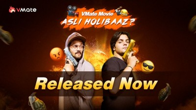 Who became #VMateAsliHolibaaz? Suspense ends as Bhuvan Bam-Ashish Chanchlani starrer film releases