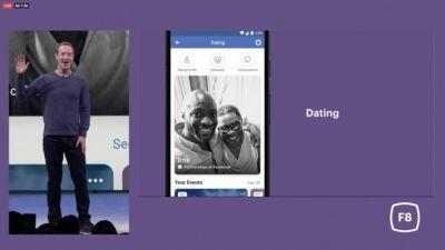 Mark Zuckerberg announces, new Dating App