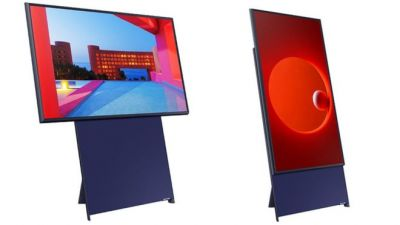 Samsung's verticle TV to be launched in the South Korean market later in May