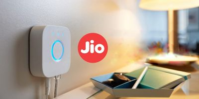 The user is getting  1.1 TB free data every month in Jio Fiber: report