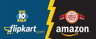 Flipkart brings Big Billion Days Sale to challenge Amazon