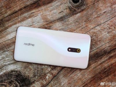 Realme X official images surfaced online