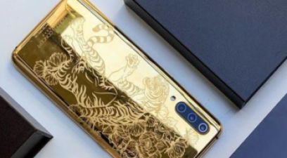Xiaomi Mi 9 will get a version with 24-carat gold