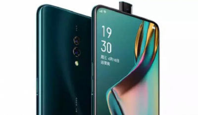 Press renders show OPPO K3 in all 3 colors