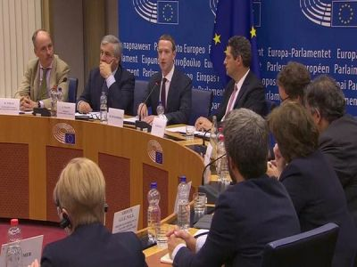 FB Founder's European Parliament testimony leaves lawmakers frustrated