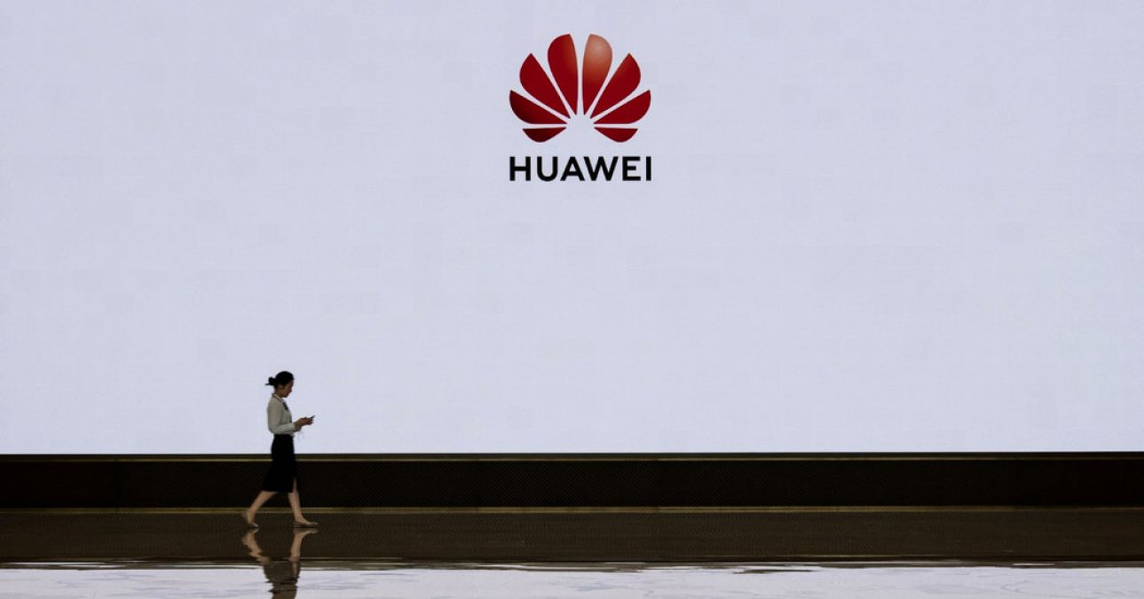 Huawei seeks funding after US ban