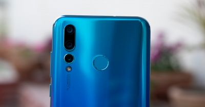 Huawei nova 5 appears with fast charging