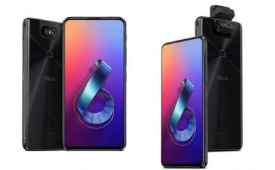 Asus unveiled Zenfone 6 Edition 30 for the company's thirtieth anniversary