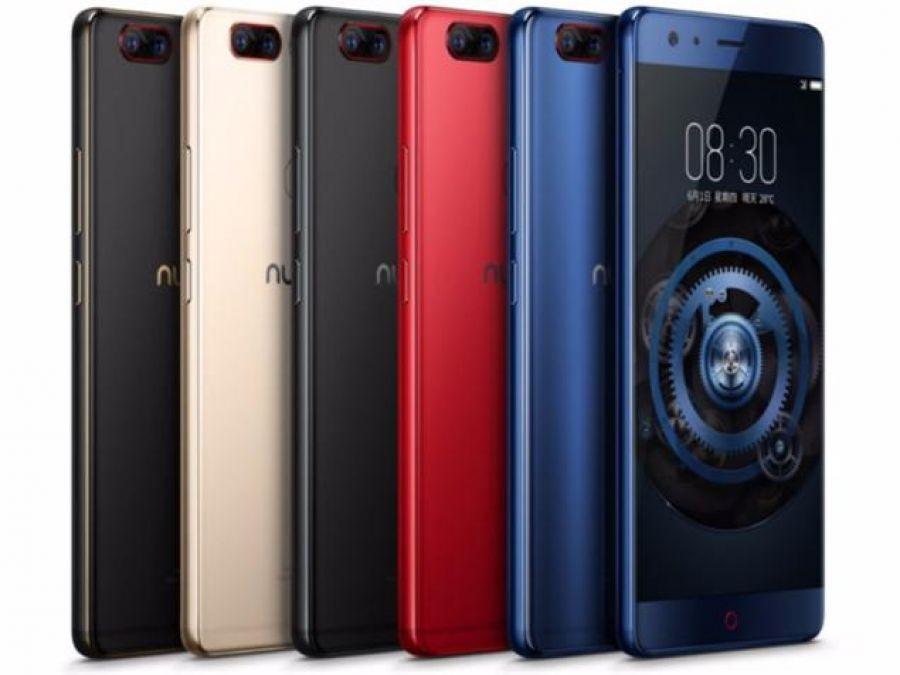 Smartphone Nubia Z17 began to receive Android 9.0 Pie update